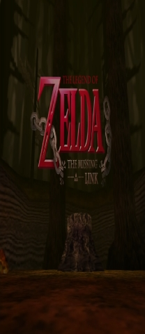 The Legend of Zelda: The Missing Link Game