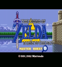 Zelda A Link to the Past Master Quest ROM