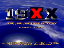 19XX: The War Against Destiny Rom