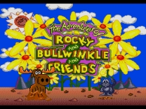 Adventures of Rocky and Bullwinkle and Friends, The  ROM