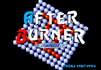 After Burner Complete Rom