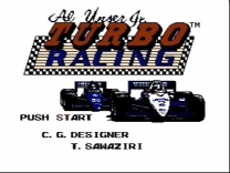 Al Unser Jr. Turbo Racing  ROM