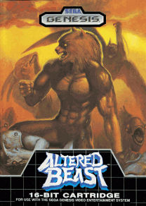 Altered Beast (JU) (REV 01)Rom