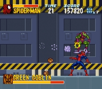 Amazing Spider-Man, The - Lethal Foes  ROM