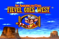 American Tail, An - Fievel Goes West  ROM