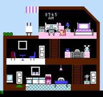 Apple Town Monogatari - Little Computer People  ROM