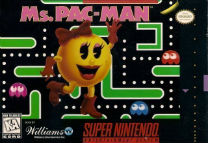 AS - Pac-Man (NES Hack) ROM