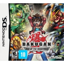 Bakugan - Rise of the Resistance Rom