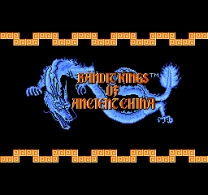 Bandit Kings of Ancient China  ROM