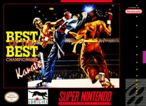 Best of the Best - Championship Karate  ROM