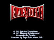 Blackthorne Rom
