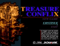 BS Treasure Conflix  ROM