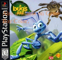 Bug's Life, A  ROM