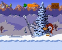 Bugs Bunny in Rabbit Rampage Rom