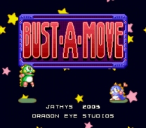 Bust-A-Move  [Hack by Dragon Eye Studios v0.50]  ROM