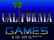 California Games Rom