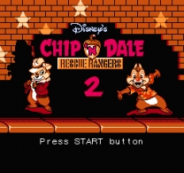 Chip 'n Dale Rescue Rangers 2  ROM