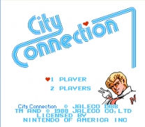 City Connection  ROM