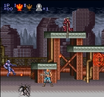 Contra 3: The Alien Wars Rom