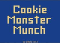 Cookie Monster Munch       ROM