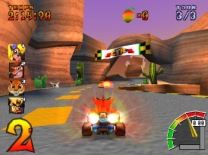 CTR - Crash Team Racing   ISO[SCES-02105]Rom