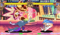 Darkstalkers: The Night Warriors  ROM