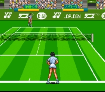 Date Kimiko no Virtual Tennis  ROM