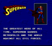 Death and Return of Superman, The  ROM