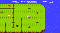 Dig Dug II - Trouble in Paradise  ROM