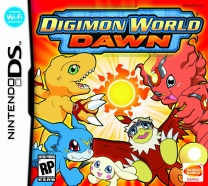 Digimon World - Dawn Rom