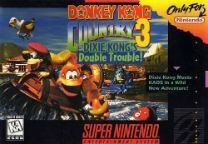 Donkey Kong Country 3-Dixie K Double TroubleRom