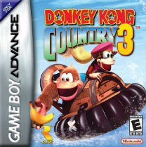 Donkey Kong Country 3 ROM
