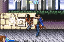 Double Dragon Advance Rom