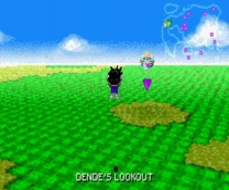 Dragon Ball Z - The Legacy of Goku II  ROM