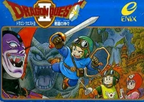 Dragon Quest II - Akuryou no Kamigami  ROM