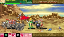 Dungeons & Dragons: Shadow over Mystara   ROM