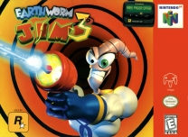 Earthworm Jim 3D   ROM