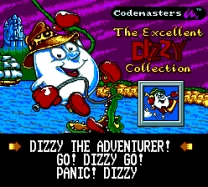 Excellent Dizzy Collection, The Rom