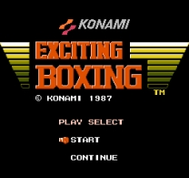 Exciting Boxing  ROM