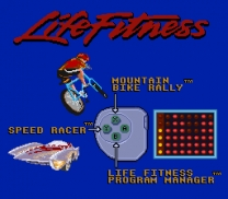 Exertainment Life Fitness Mega Cart   ROM