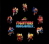 Fighters Megamix  ISO ROM