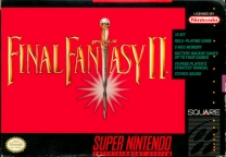 Final Fantasy II   [Bug Fix by Deathlike2 v1.0a]  ROM