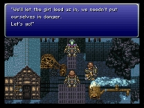 Final Fantasy VI  [En by RPGOne v1.2b] [All Bug Fixes] ROM