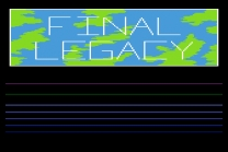 Final Legacy   ROM