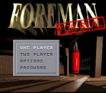 Foreman For Real  ROM