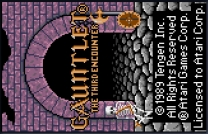 Gauntlet - The Third Encounter Rom