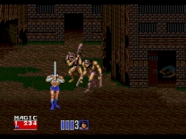 Golden Axe II  Rom