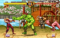 Golden Axe - The Duel Rom