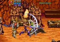 Golden Axe: The Revenge of Death Adder Rom