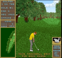Golden Tee Golf II  ROM